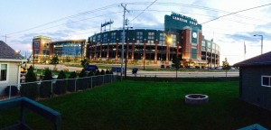 Panoramic Lambeau